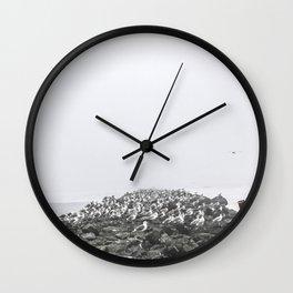 Bird Territory Wall Clock
