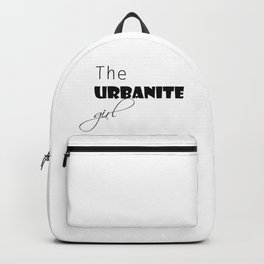 The urbanite girl Backpack