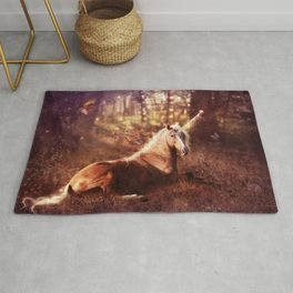 Unicorn, Part 1 The Ancients Series  Rug