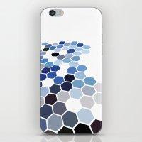 alaska iPhone & iPod Skins featuring Alaska by Bakmann Art