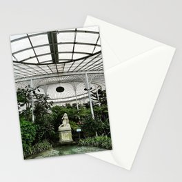 Eve in the Garden Stationery Cards
