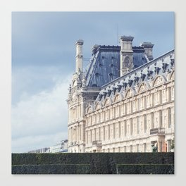 Paris walk Canvas Print
