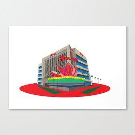 Vegas baby Canvas Print