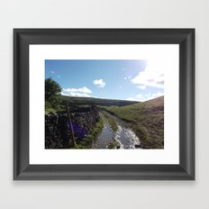 Yorkshire Dales Framed Art Print