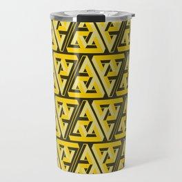 Impossible Trinity Travel Mug