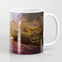 wanderlust Mugs featuring wanderlust by Sylvia Cook Photography