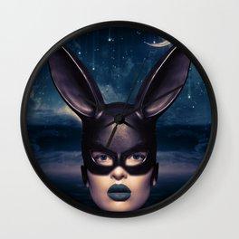 Bad Girl Wall Clock