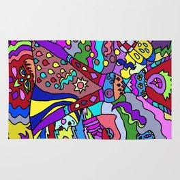 Abstract 12 Rug