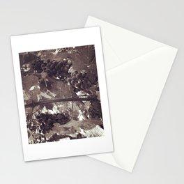 Napa Grapevine Noir Stationery Cards