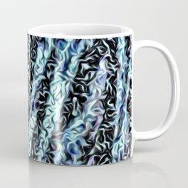 InvertedPearlEssencePointillismPainting Coffee Mug