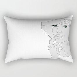 MADAM Rectangular Pillow