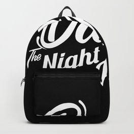 Dance the night away Twice Backpack