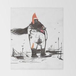 REDHAT Throw Blanket