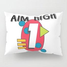 Aim High Pillow Sham