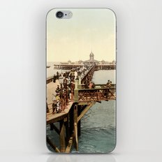 The Jetty at Margate, Kent iPhone & iPod Skin