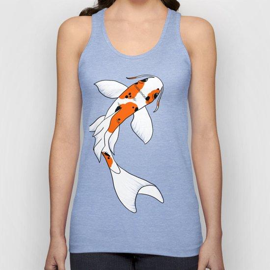 Koi Fish by lchamberlaindesign