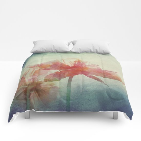 Kissed by the Summer Sun Comforters