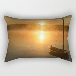5 a.m. Rectangular Pillow