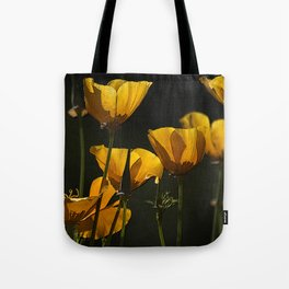 Yellow cups of sunshine Tote Bag