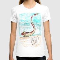 monty python T-shirts featuring The Python by Ryan van Gogh
