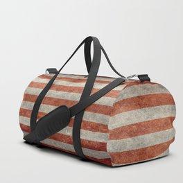 USA Flag Banner - Imagine this Duffle Bag