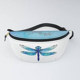 Dragonfly - Spread your wings Fanny Pack