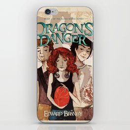 Dragon's Danger Cover iPhone Skin