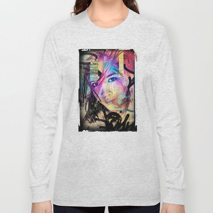Street Queen Long Sleeve T-shirt