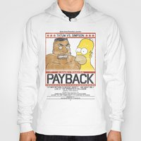 simpson Hoodies featuring Tatum vs Simpson: Payback by htsvll