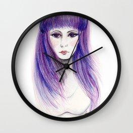 Athena Wall Clock