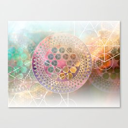Nexus Canvas Print