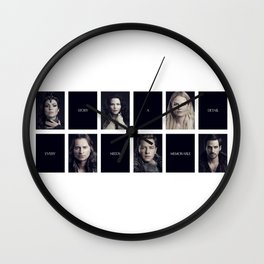 Every Story Needs a Memorable Detail Wall Clock