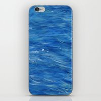 west coast iPhone & iPod Skins featuring West Coast by Hangin Fin
