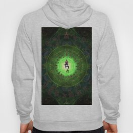 Green Tara Mantra- Protection from dangers and suffering Hoody