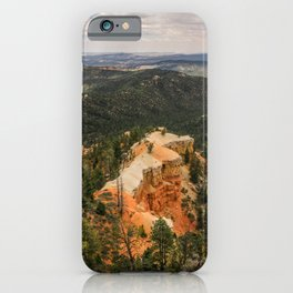Piracy Point in Bryce Canyon National Park iPhone Case