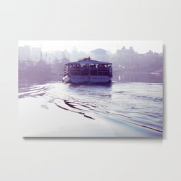 Bombay ferries Metal Print