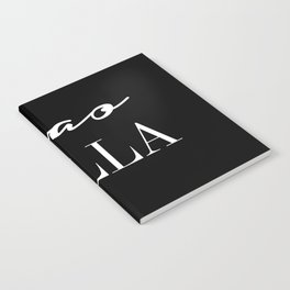 Ciao Bella Notebook