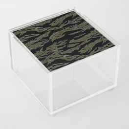 Tiger Camo Acrylic Box