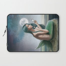 Hello? (Disconnected) Laptop Sleeve