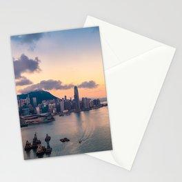 HONG KONG 09 Stationery Cards