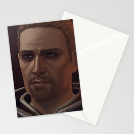 Knight-Captain Cullen Stationery Cards