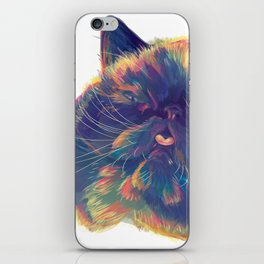 Der The Cat iPhone Skin
