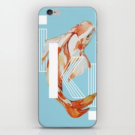 Iki iPhone Skin
