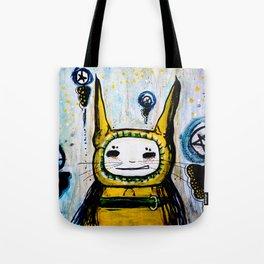 My friend.  Tote Bag