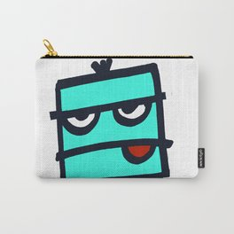 Square dude  Carry-All Pouch