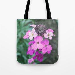 Wallflower - Nature Photography Tote Bag