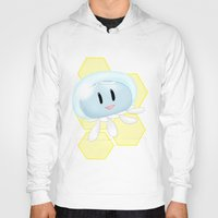 dmmd Hoodies featuring Lovable Jellyfish - DMMD - CLEAR by AwkwardBex