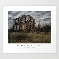 Kimberly Lane Art Print
