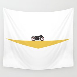 MotoTopia Wall Tapestry