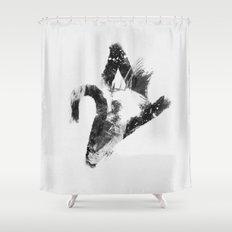 XXI Shower Curtain